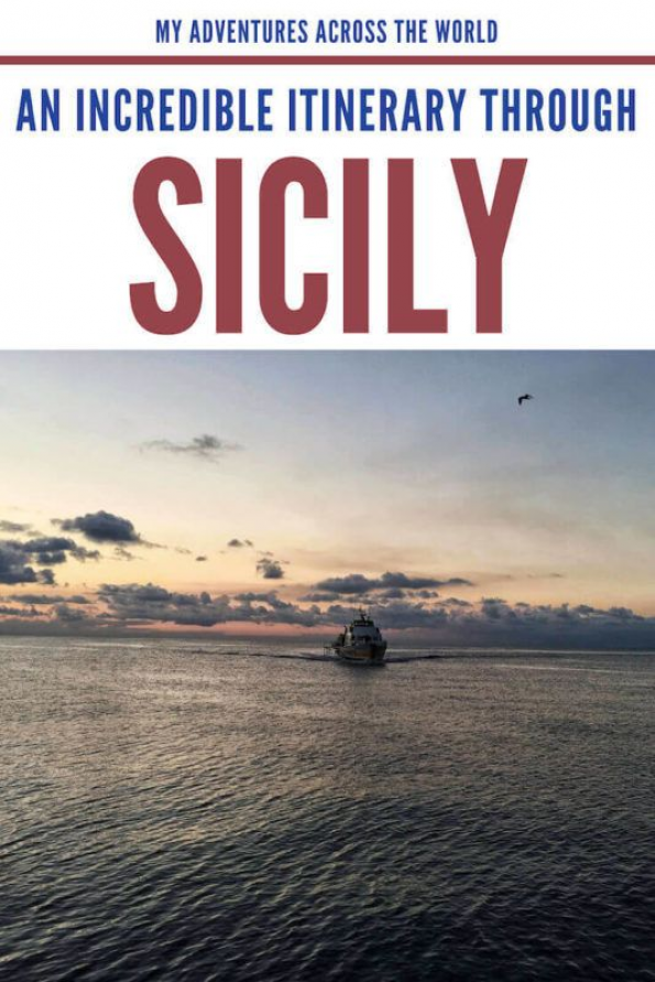 Sicily is one of the most beautiful places to visit in Italy. Read this post for a perfect 8 days itinerary and for excellent tips on how to make the most of your trip to Sicily Italy | Sicily travel | Sicily Italy things to do | #sicily #sicilytravel #italytravel via @clautavani via @clautavani #italy #things #to #do #in #italy