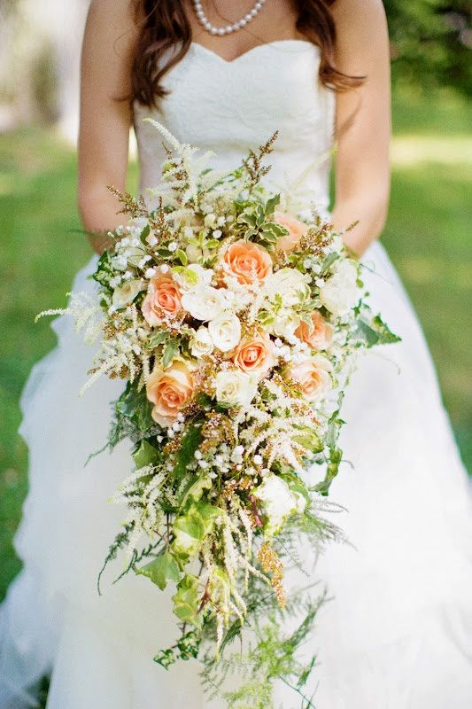 Bouquet by Holly with Posy Floral Designs Photo by Arielle Elise
