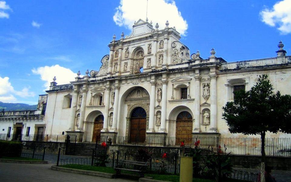 Catedral La Antigua