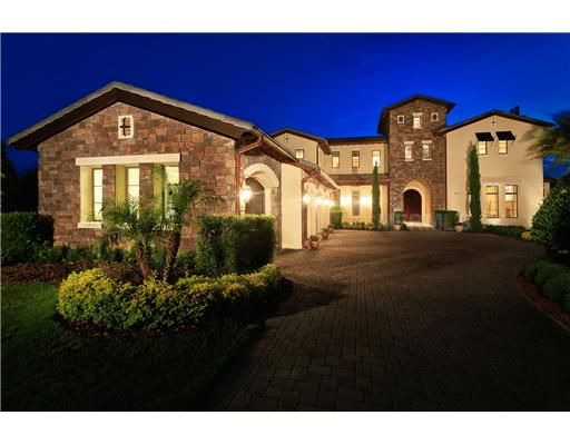 Orlando florida luxury homes dream house pinterest for Luxury dream homes for sale