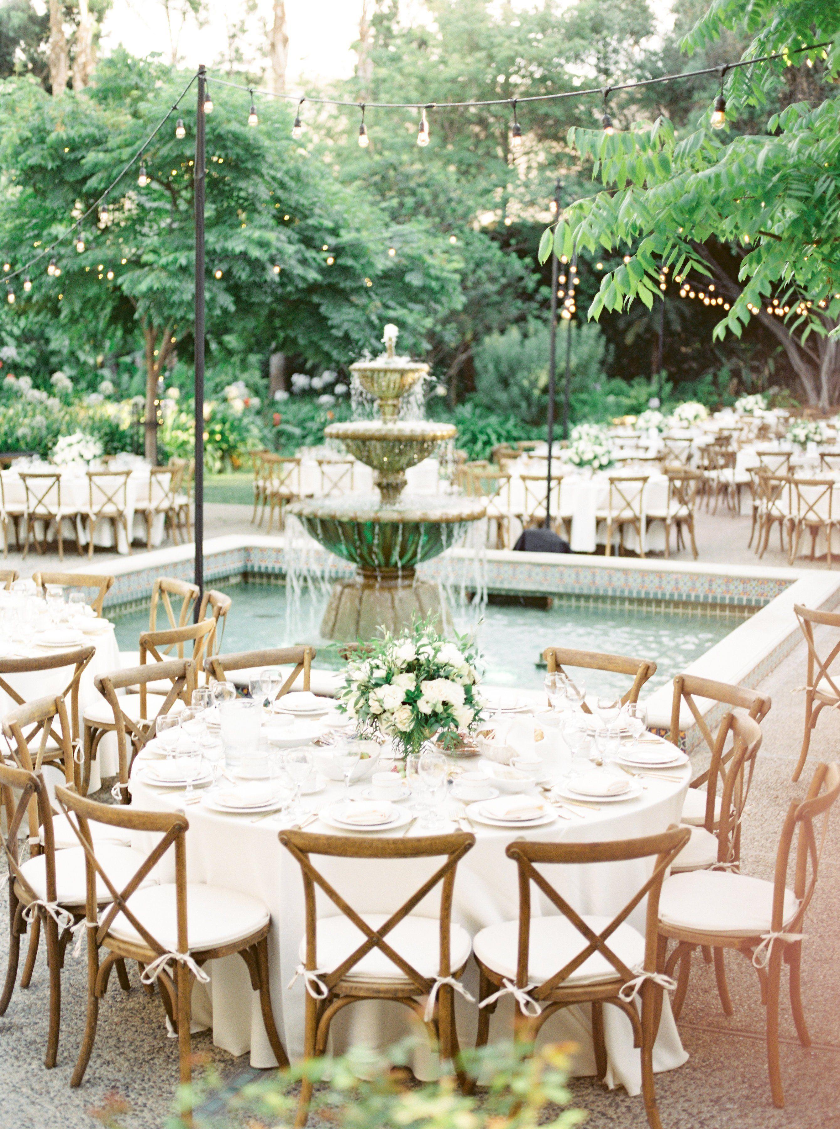 Off White Linen Table Wedding