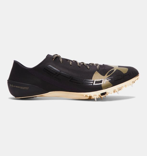 half off limpid in sight limited sale Shop Under Armour for UA SpeedForm® Sprint Pro Track Spikes ...