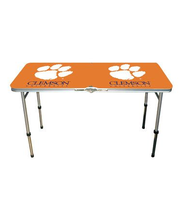 Take A Look At This Clemson Tailgate Table By Mrl Sports