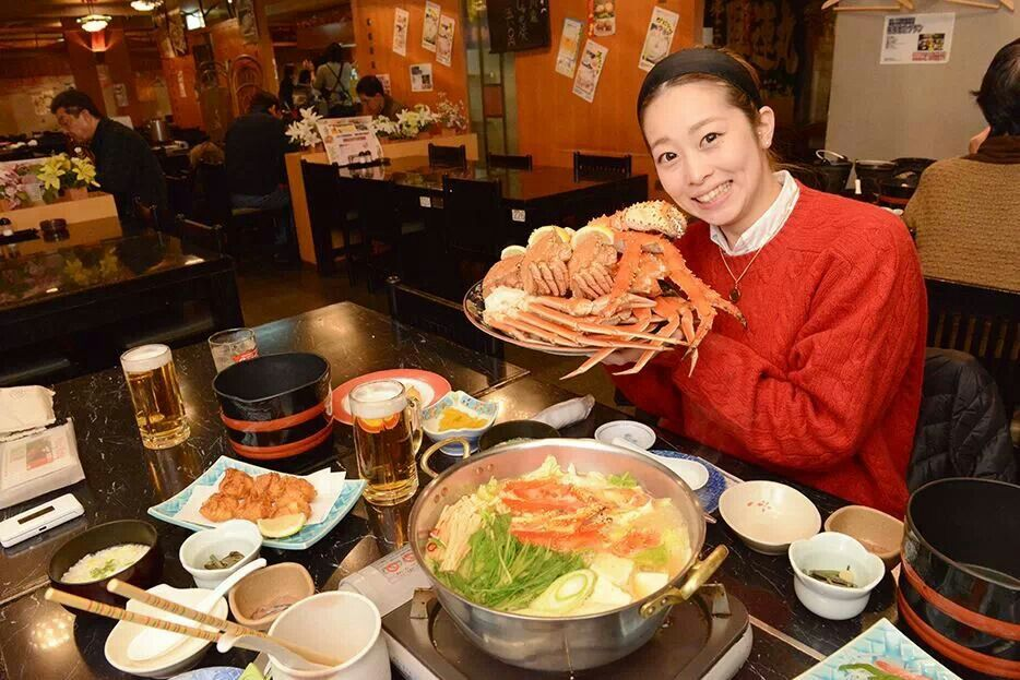 all you can eat! All crab #crab #allyoucaneat #buffet  #sapporo #hokkaido #japan #japankuru #seafood #japankuru  #lunch #travel #trip #hotpot #food #recommendation  #orenosapporo