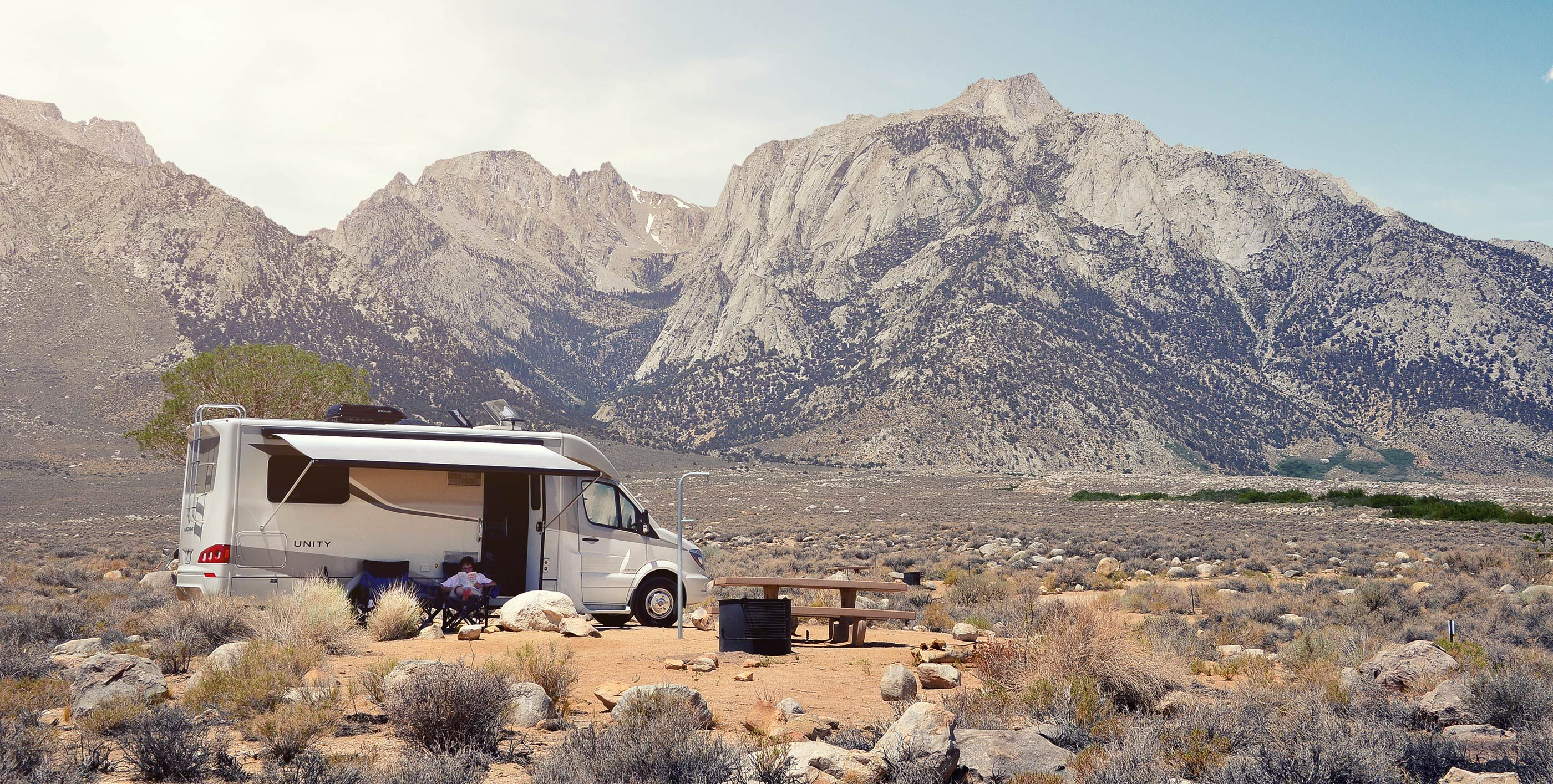 Top Campgrounds Rv Parks In The Western United States