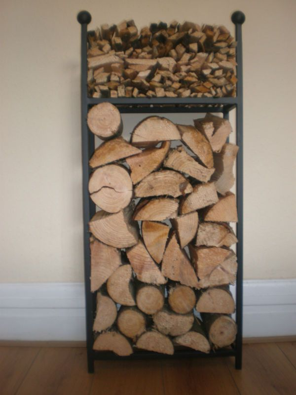 Logs and Shelves