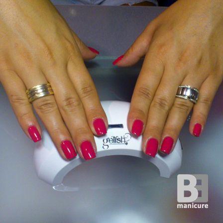 Gelish All Dahlia Ed Up Gel Nail Polish Nails Manicure