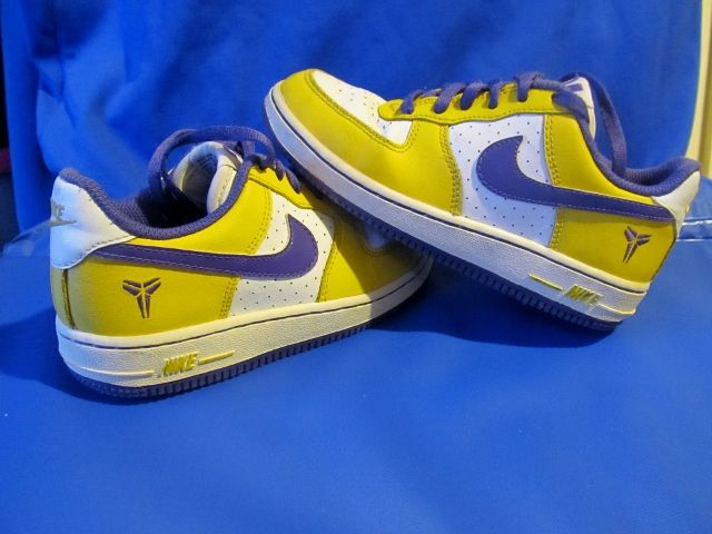 Nike Bryant Air Force 1 Kobe Bryant Nike Zapatilla Talla 12C 314193 151 Bebe 24fe1e