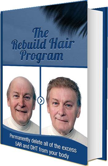 the rebuild hair program free book