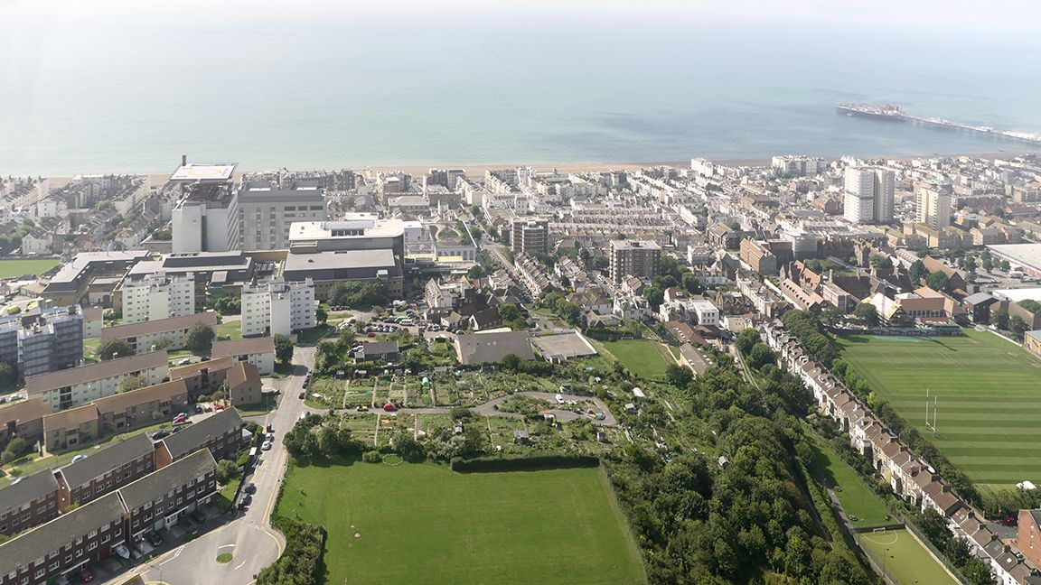 Brighton 3Ts Project with BDP proposals for the Royal