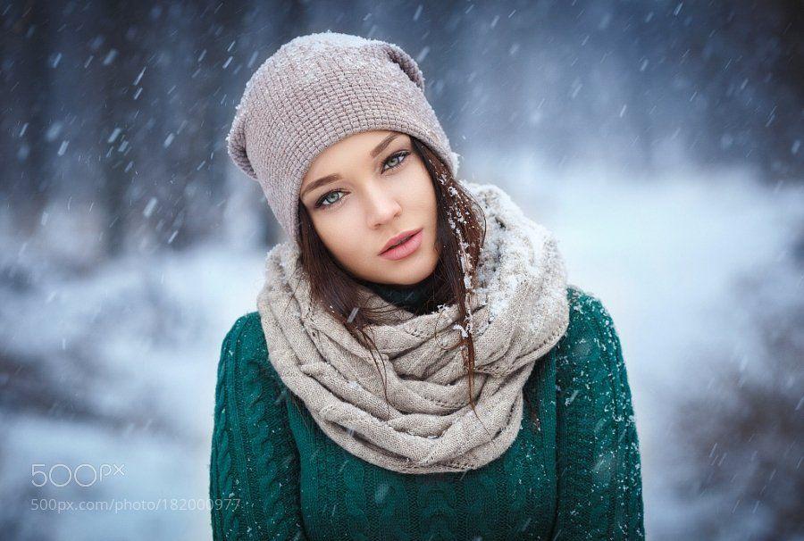 RT: #Popular : Snow girl by dens22us #dailyinspiration #photography #photo #inspiration https://t.co/w7dcKK3v7S via TheFrameLines #follo #photography