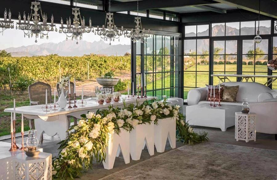 Wedding Venue in 2019 Contemporary wedding venues