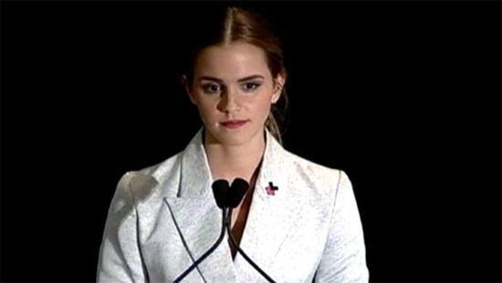 #ÉlPorElla: Emma Watson habló en la ONU, Emma Watson, Naciones Unidas, Nueva York, ONU Mujeres, ONU. Espectáculos, 23 de septiembre de 2014, Noticias - Diario El Día