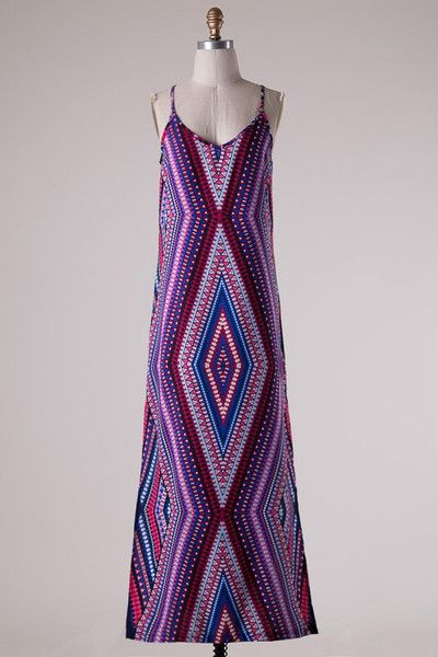 Pin by Stephanie Given on Get In My Closet Maxi dress