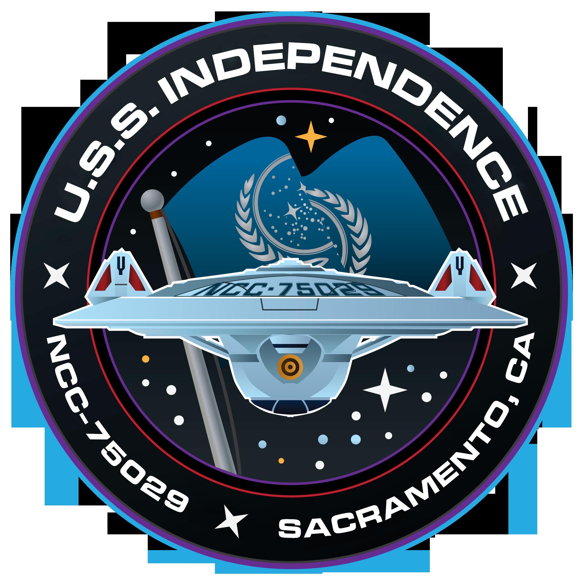 We are a group of Star Trek fans who meet on a regular basis to talk Trek, watch Trek, and create Trek. USS Independence General Meeting - November 2015