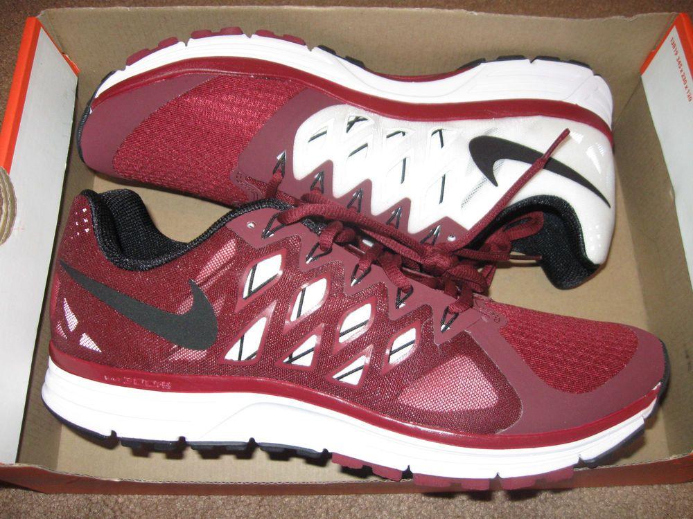 Fundador conservador De trato fácil  Nike Zoom Vomero 9 Team Mens Running Shoes 11.5 Team Maroon 659373 ...