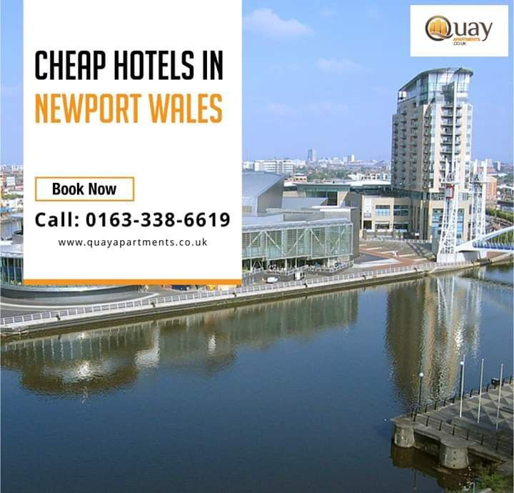 Looking For Serviced Apartments In Newport To Celebrate A