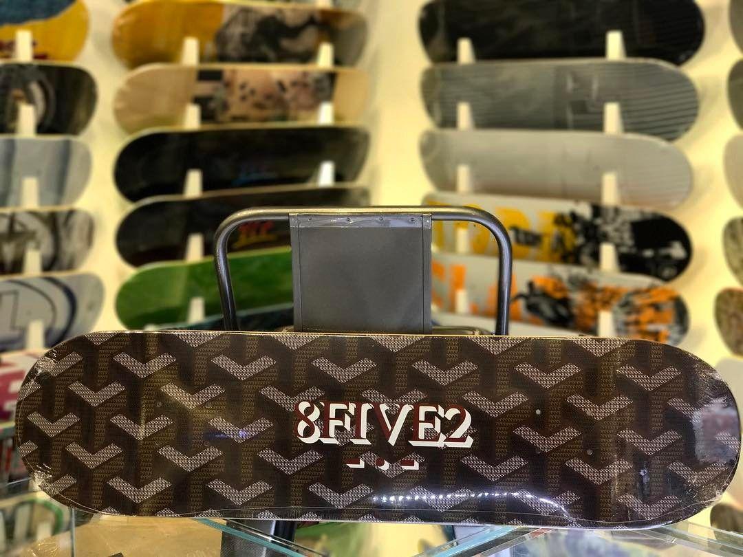 "#85IVE2Skateboards ""CHOYARD"" deck available @8five2shop www.8five2.com retail price at HKD400 including griptape #hkskateshop #skateshop #since1999 #852"