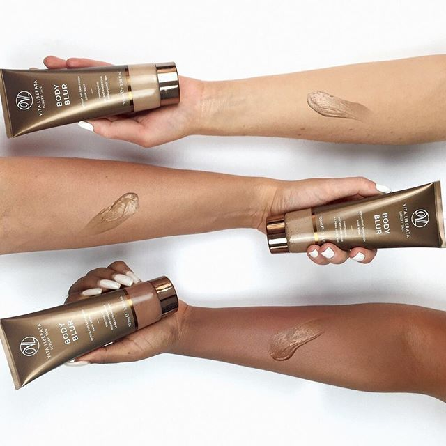 Get Your Tan On With Vita Liberata S Body Blur Vita Liberata Body