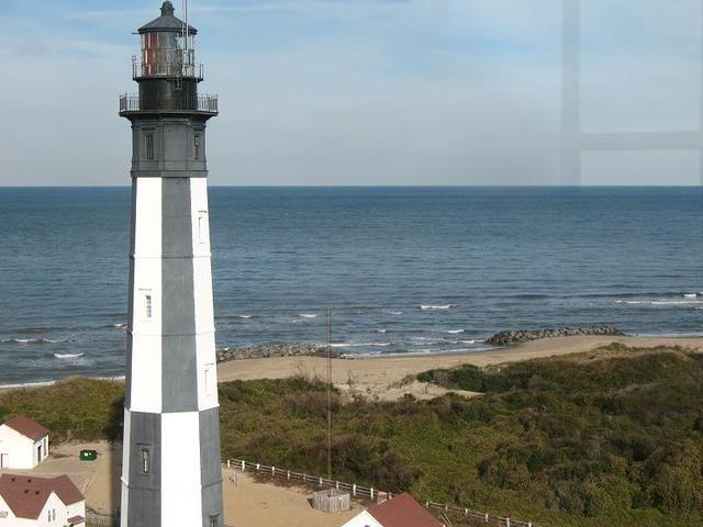 Cape Henry Lighthouse Virginia Beach Va