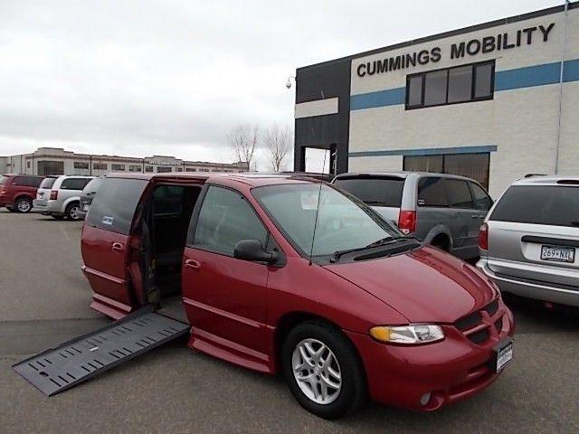 Wheelchair Accessible For Sale Grand Caravan Wheelchair Van