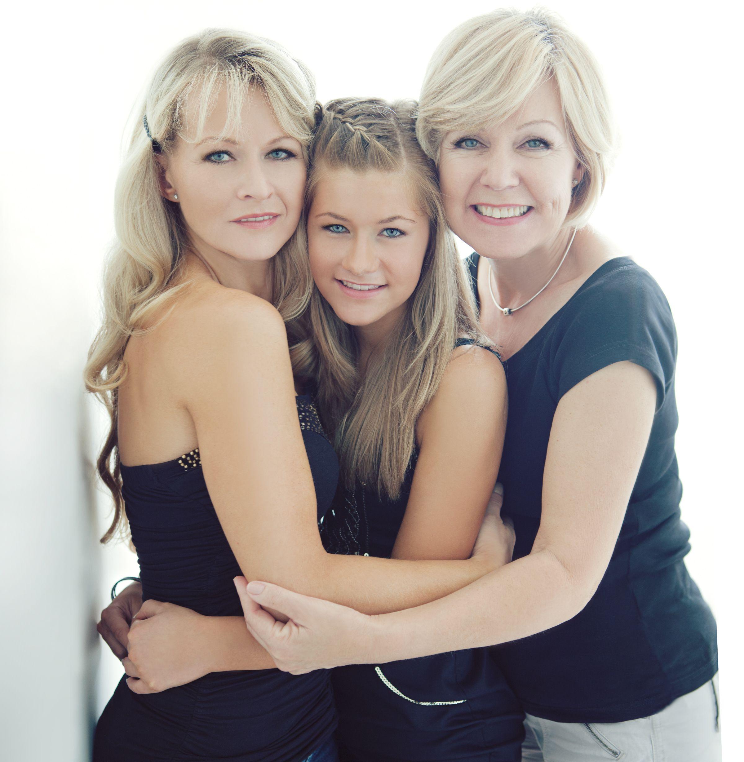 Mother daughter lesbian teen