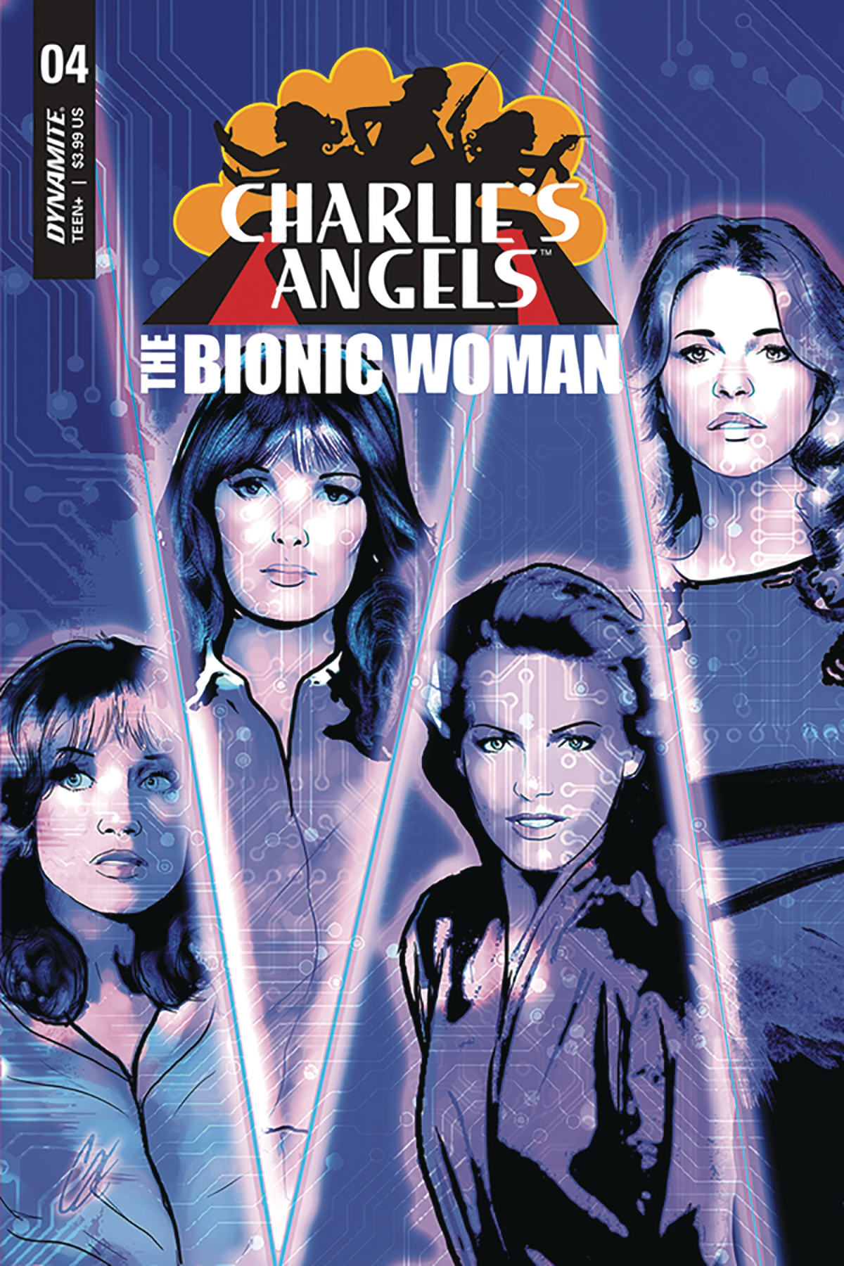 Dynamite Entertainment amp October 2019 Solicitations, dynamite  entertainment october 2019 solicitations fir… | Charlies angels, Bionic  woman, Charlies angels movie