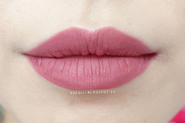 Kiko Creamy Colour Comfort Lip Liner 303 Tea Rose Lavender Lipstick Pink Lips Kiko Lipstick
