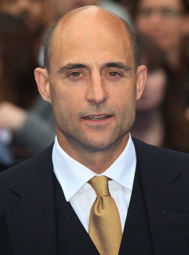 mark strong height