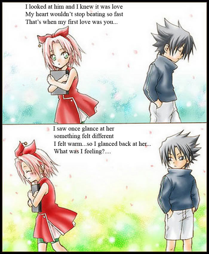 sasusaku when they were kids - Google Search | naruto