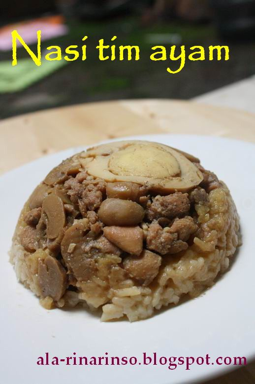 Dapurnya Rina Rice Porridge Food Rinso