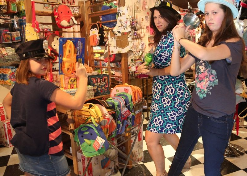 New Heights toy store creates buzz with its silly fun
