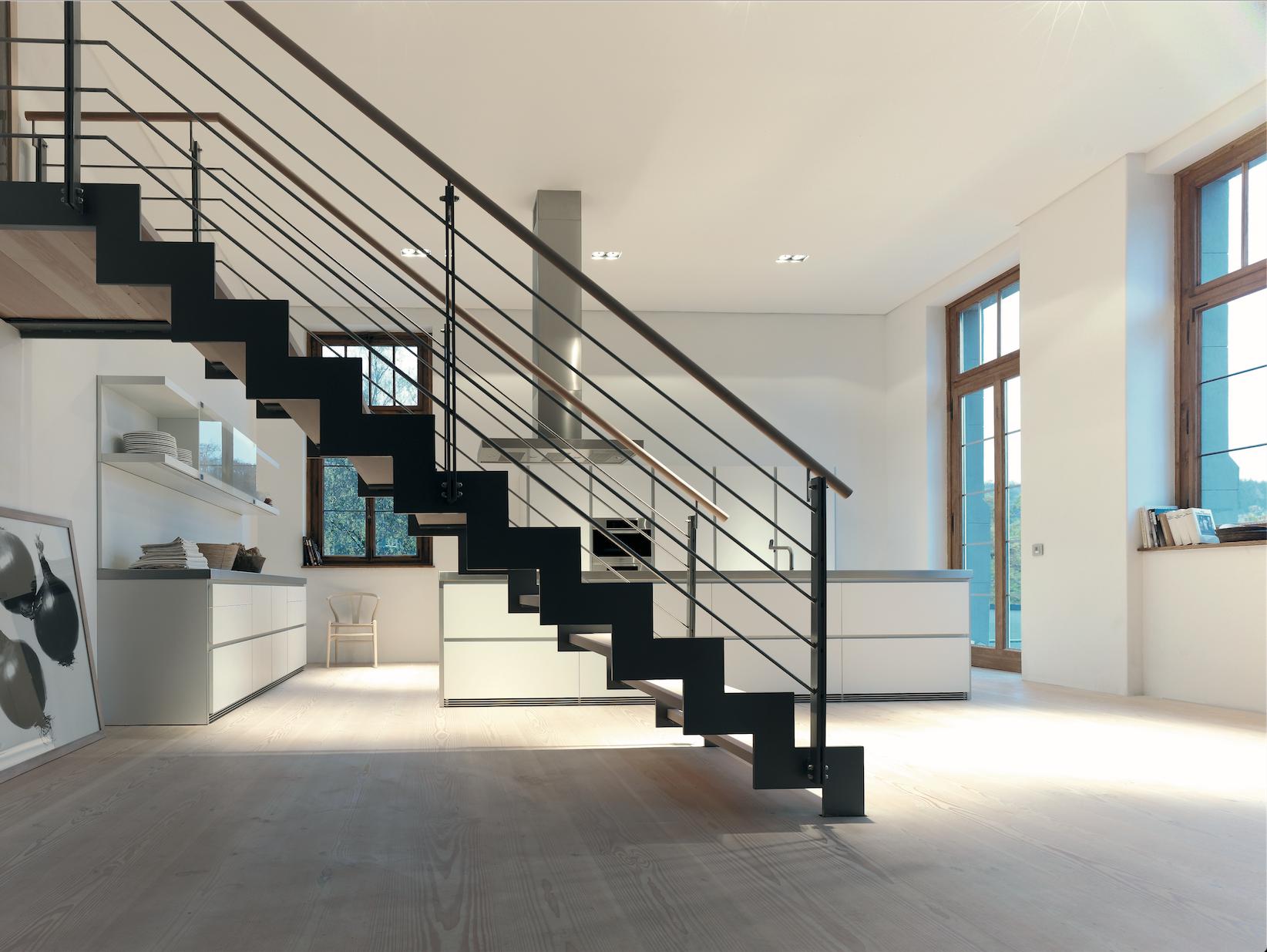 bulthaup - b1 keuken - aan de hand van dit voorbeeld willen we illustreren dat de experts van bulthaup ook in lastige omstandigheden, in ingewikkelde ruimtes en onder complexe architectonische omstandigheden keukens creëren die functioneel zijn, tijdloos en visueel aansprekend