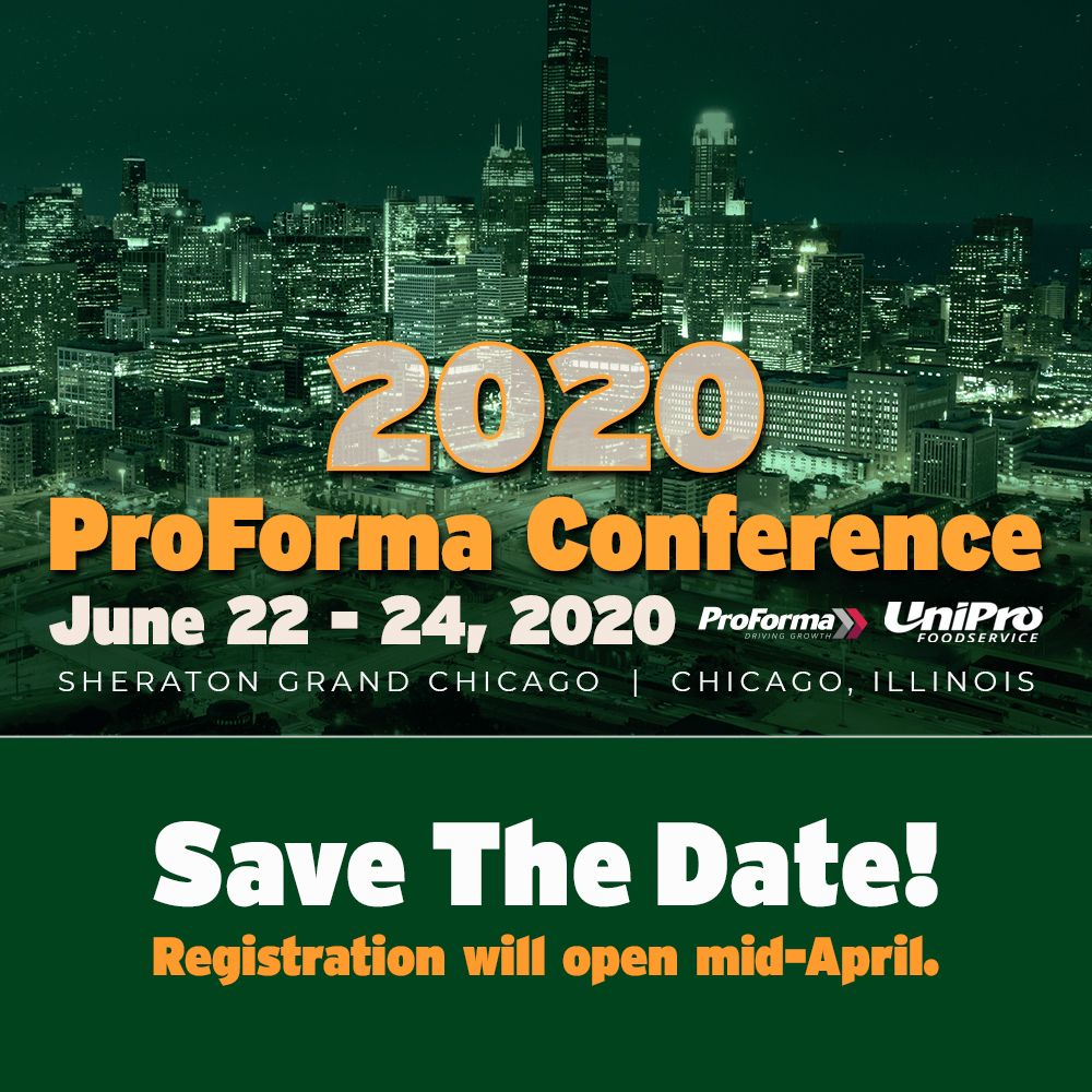 2020 ProForma Conference in 2020 Marketing conferences