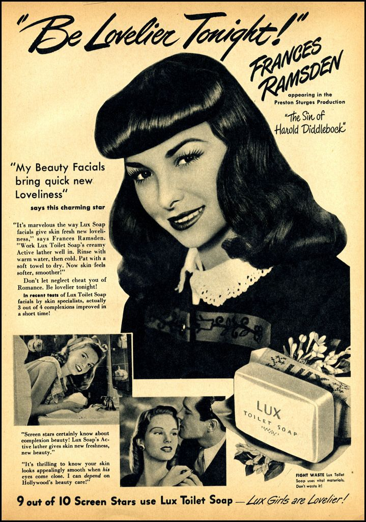 Love her Bettie Page hair.