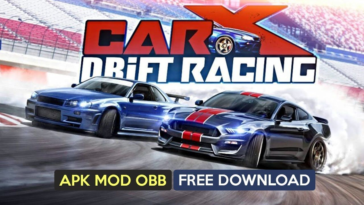 CarX Drift Racing Apk Mod OBB for Android free Download