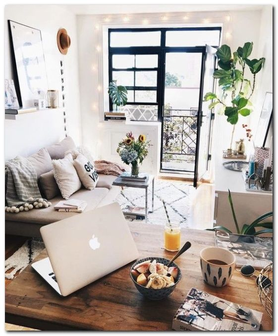 50+ Ideas to Decorate Small Apartment on a Budget | Pinterest ...