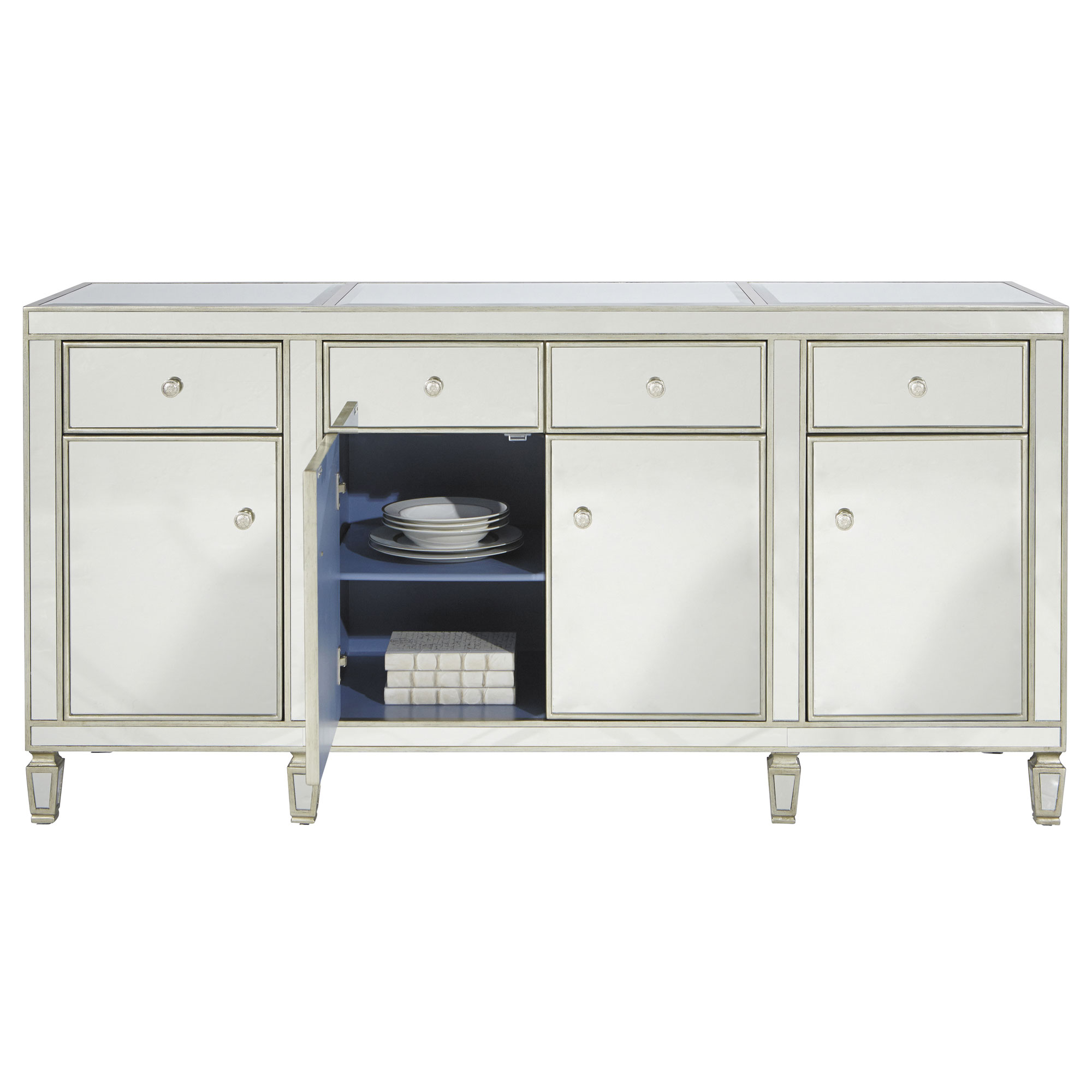 Mirrored Credenza | Pulaski | Home Gallery Stores