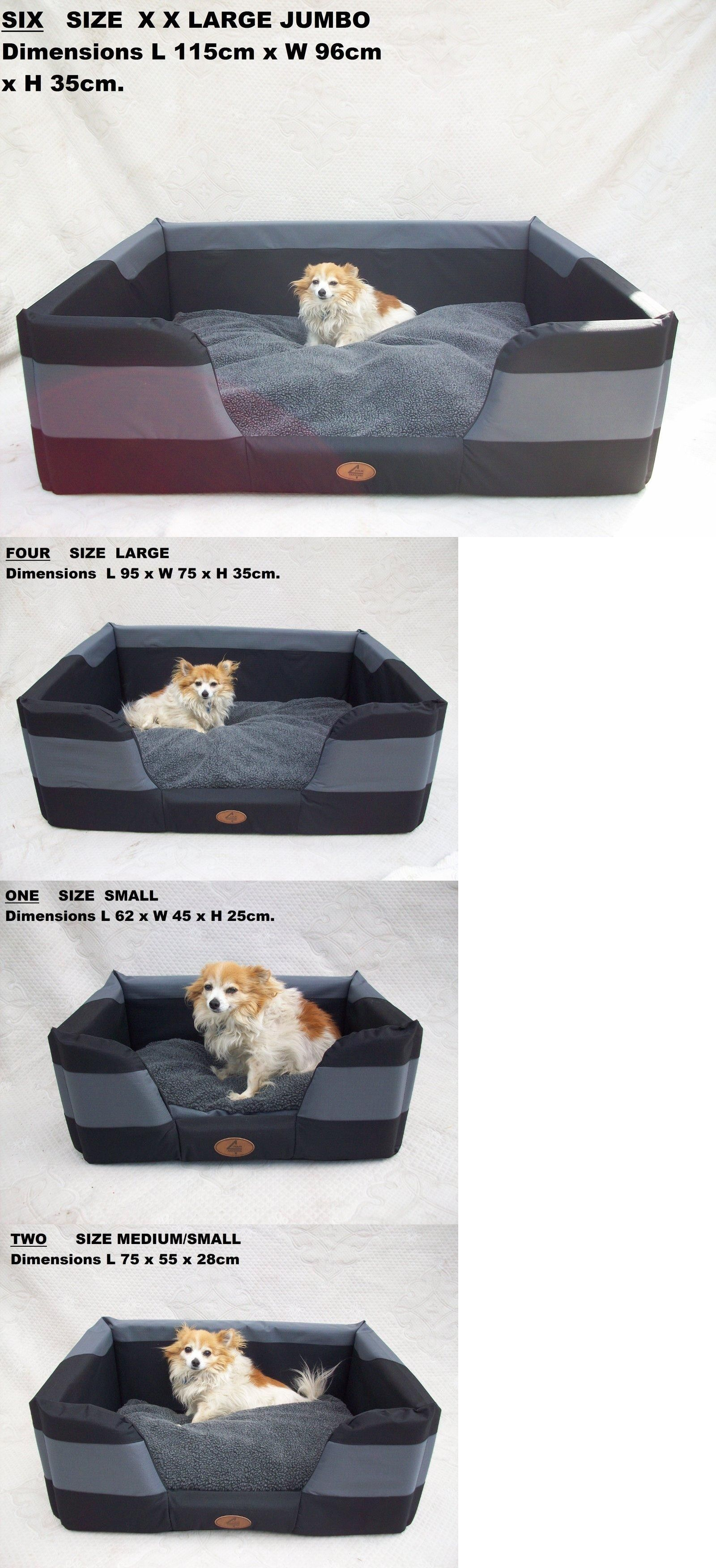 bed rails 162183 dog bed xx lrg six sizes s to extra large xxl