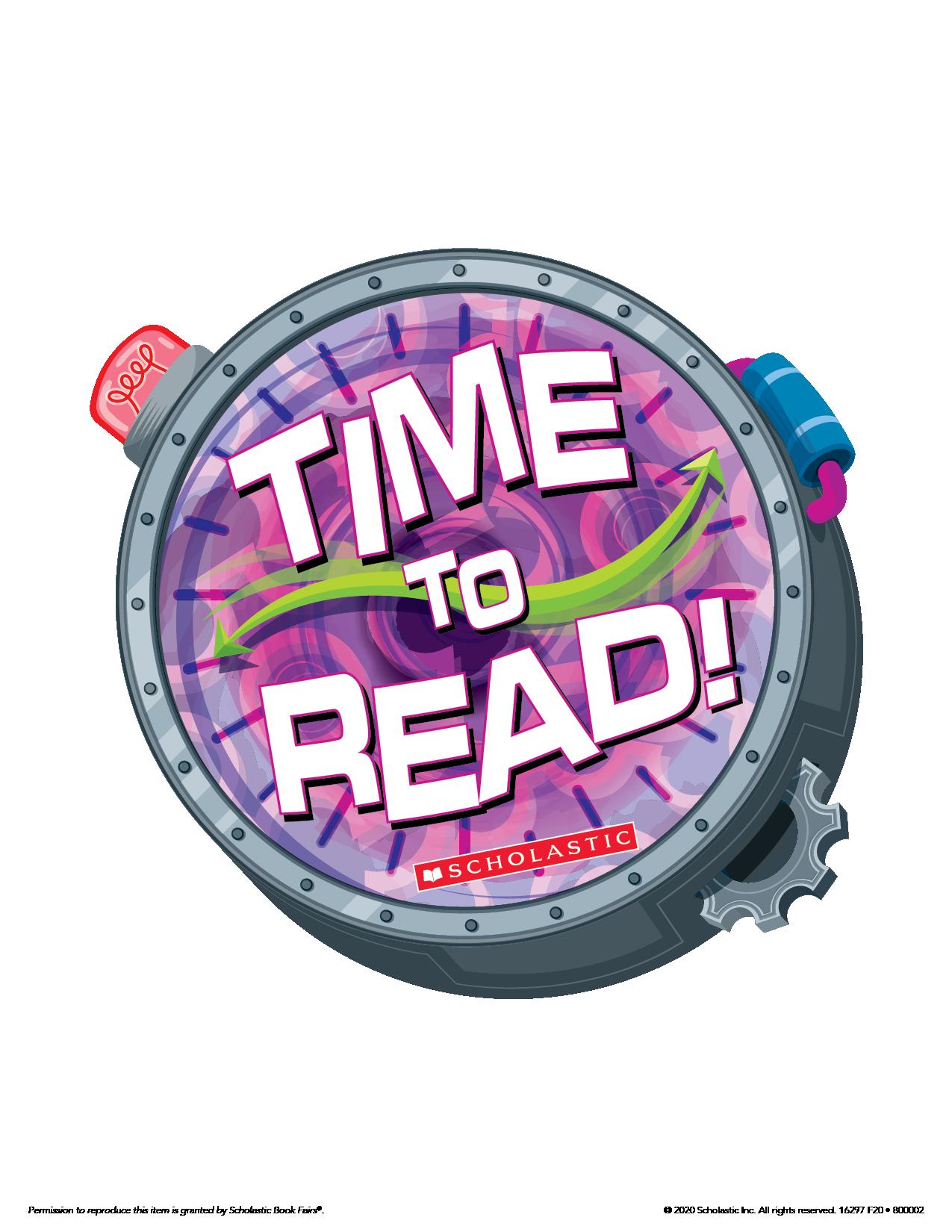 Book Fair Time Machine Clip Art Book Fair Scholastic Book Fair Books