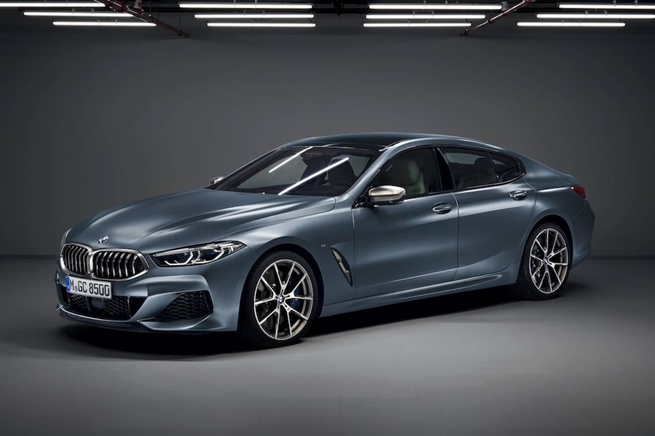 2020 Bmw 8 Series Gran Coupe S More Practical Interior Exposed Nothing New To See Carscoops Bmw 8 Series Gran Coupe 2020 Bmw 8 Series Gran Coupe 2020 Bmw
