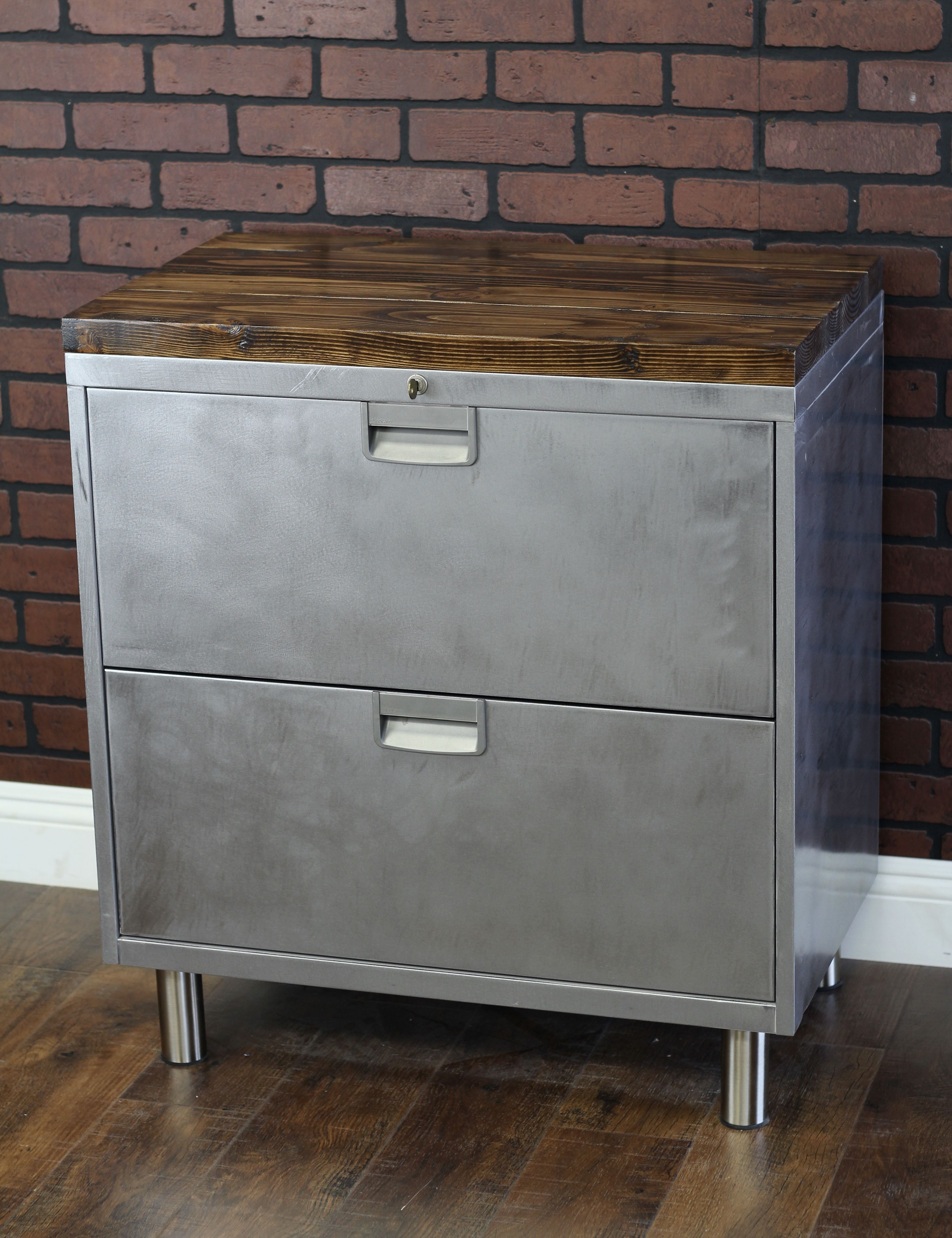 Refinished Metal Filing Cabinet 30 36 Or 42 Etsy In 2020 Filing Cabinet Metal Filing Cabinet Office Storage Cabinets