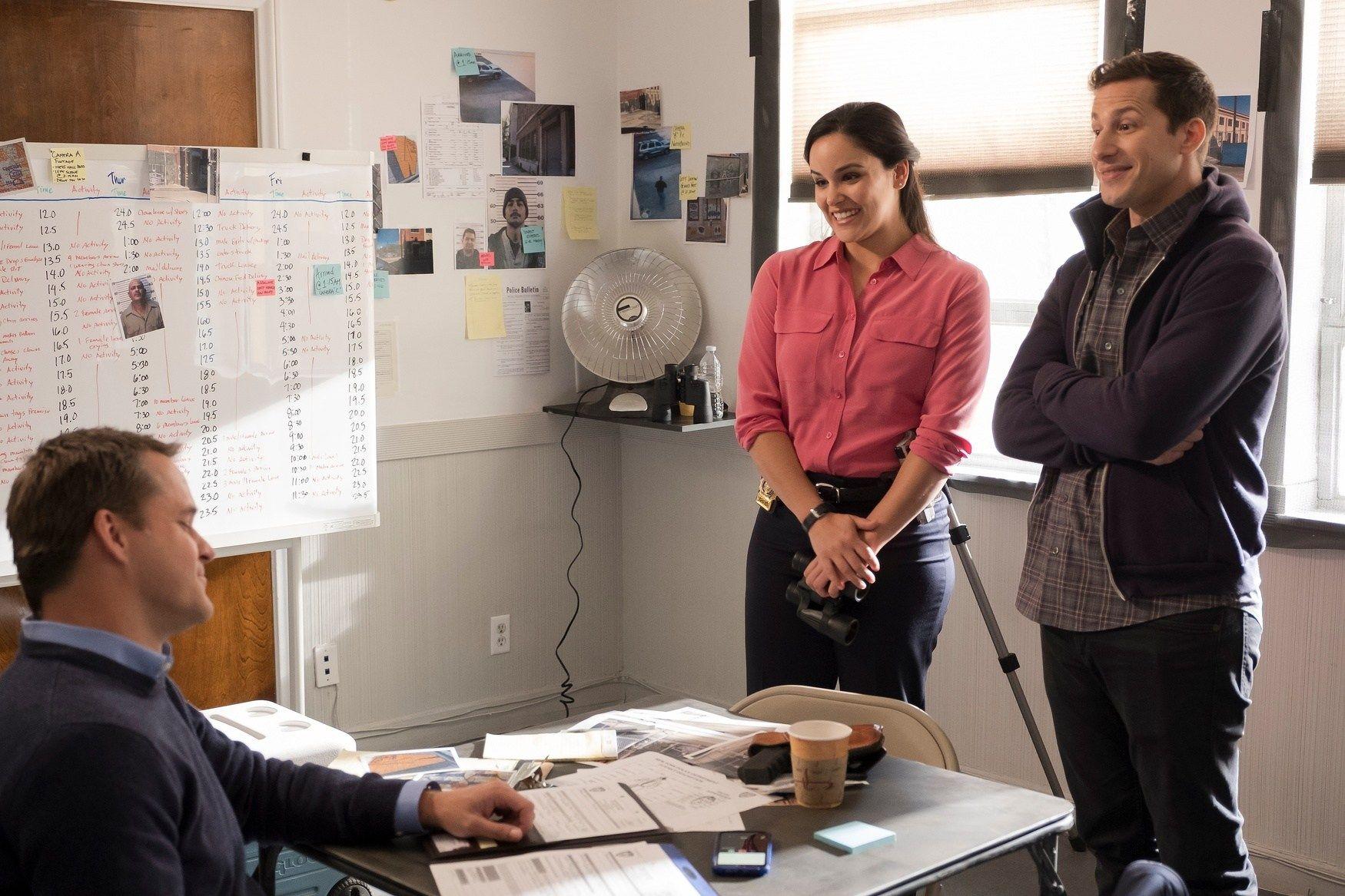 Brooklyn Nine-Nine Review: The Audit (Season 4 Episode 13