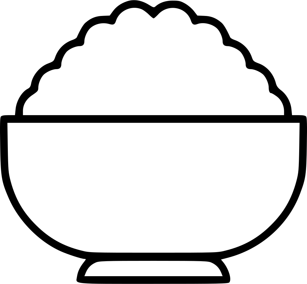Google Image Result For Http Getdrawings Com Images Bowl Of Rice Drawing 7 Png Rice Bowls Rice Bowl