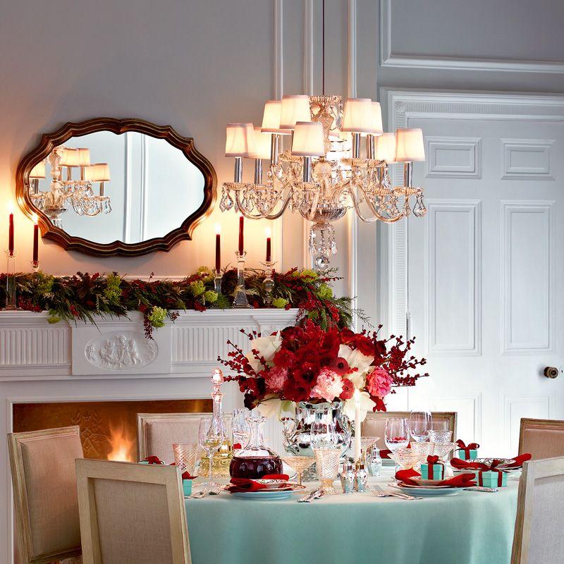 Tiffany And Co Home Decor: Pin By Tiffany & Co. On Happy Holidays From Tiffany