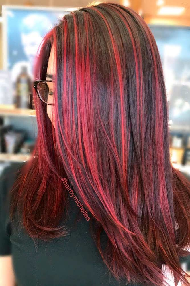 33 Charming And Chic Options For Brown Hair With Highlights Hair