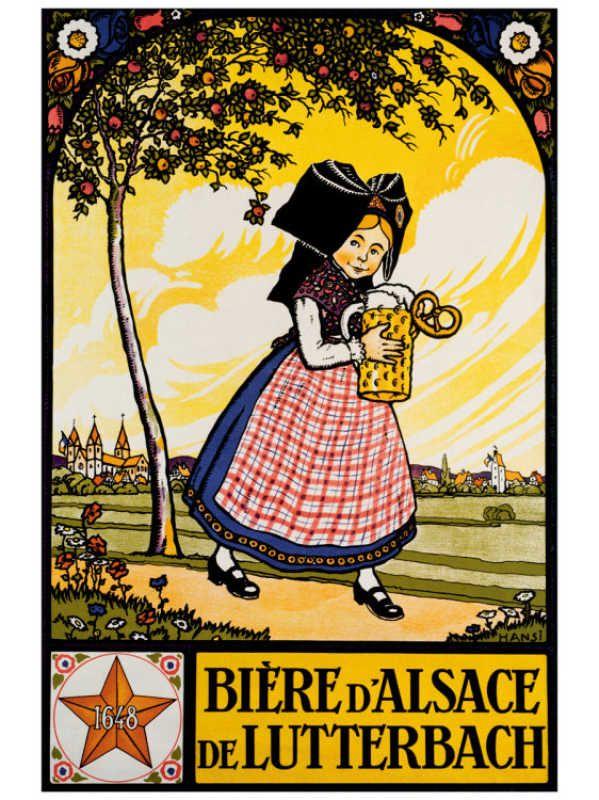 Bieres d'Alsace