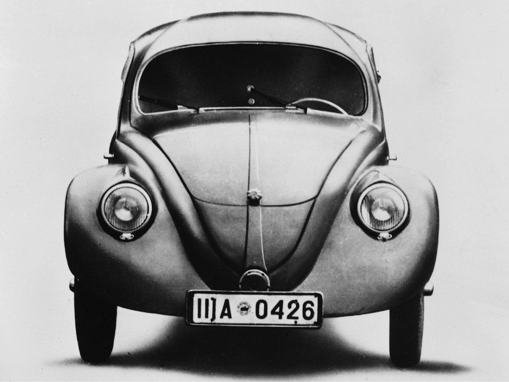 This Day in History: May 28, 1937: Volkswagen is founded | VW\'s ...