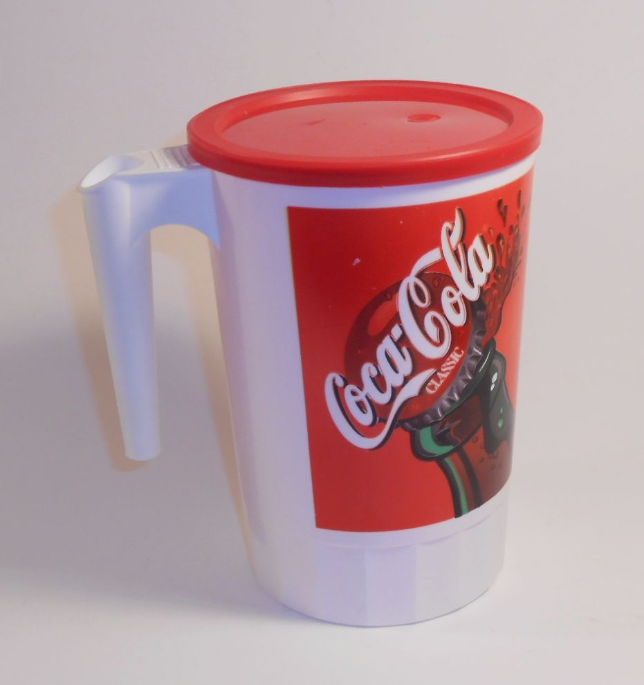 Coca-Cola big cup, perfect for the golf cart!