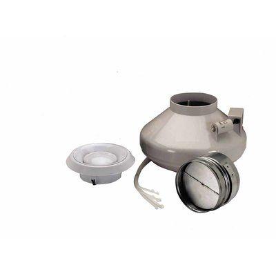 Broan Nutone Remote In Line Fan Kit Bathroom Exhaust Fan Energy Star Fan